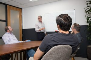 AA Meeting Men's Addiction Clinic