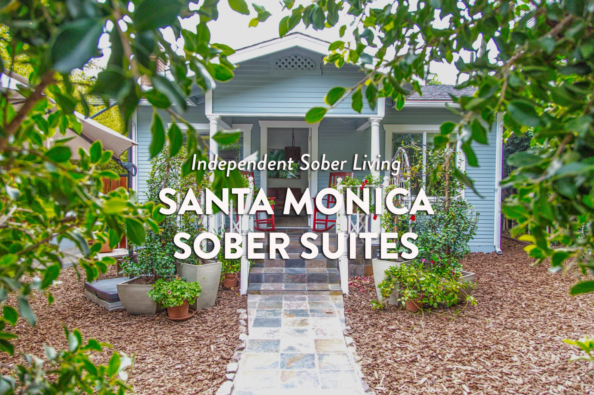 private sober living suite, luxury drug rehab