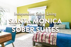 shared sober apartment, santa monica