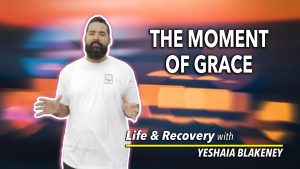 Cover image Yeshaia Blakeney the Moment of Grace