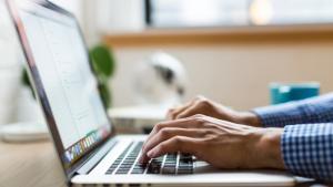 filling out online cognitive testing online