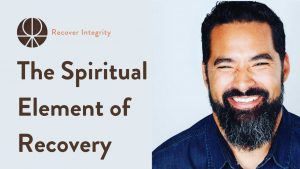 spiritual element of recovery